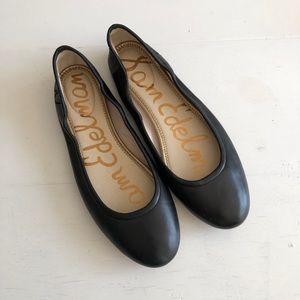 Sam Edelman Fritz Leather Ballet Flats 12
